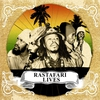 Couverture de l'album Rastafari Lives