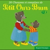 Cover of the album 20 chansons & comptines de Petit Ours Brun, vol. 3