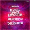 Couverture de l'album Flying Space Monster - Single