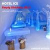 Couverture de l'album Hotel Ice: Simply Christmas 2015 Selected Chill & Lounge