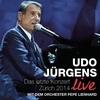 Couverture de l'album Das letzte Konzert - Zürich 2014 (Live)