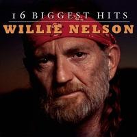 Couverture du titre 16 Biggest Hits: Willie Nelson
