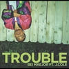 Cover of the album Trouble (feat. J.Cole) - Single