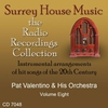Couverture de l'album Pat Valentino & His Orchestra, Vol. 8