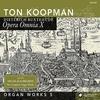 Cover of the album Organ Works, Vol. 5 - Buxtehude: Opera Omnia X