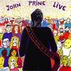 Couverture de l'album John Prine Live