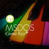 Cover of the album Cosmic Keys - EP