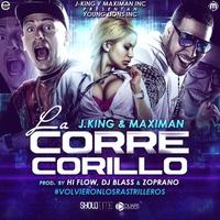 Couverture du titre La Corre Corillo - Single