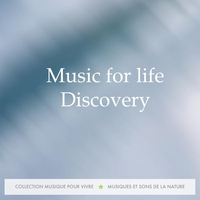 Couverture du titre Music for Life: Discovery