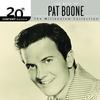 Couverture de l'album 20th Century Masters - The Millennium Collection: The Best of Pat Boone