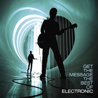 Cover of the track Get the Message: The Best of Electronic