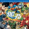 Cover of the album The Music Of DC Comics: 75th Anniversary Collection