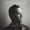 Couverture de l'album Love and Protest