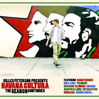 Cover of the track Gilles Peterson Presents Havana Cultura: The Search Continues