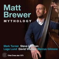 Cover of the track Mythology (feat. Mark Turner, Steve Lehman, Lage Lund, David Virelles & Marcus Gilmore)