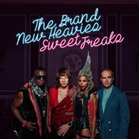 Cover of the track Sweet Freaks
