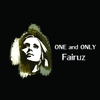 Cover of the album One and Only Fairuz