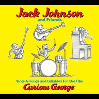 Couverture du titre Sing-A-Longs and Lullabies for the Film Curious George