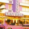 Couverture de l'album Welcome to the Saint George's Hotel