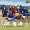 Couverture de l'album Sounds of Mongolia