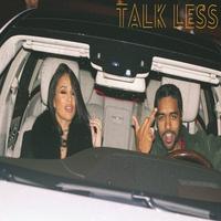 Couverture du titre Talk Less - Single