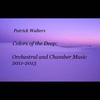 Couverture de l'album Colors of the Deep: Orchestral & Chamber Music, 2011-2013