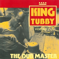 Cover of the track The Dub Master, Volume 1