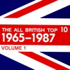 Cover of the album The All British Top 10 1965-1987 Volume 1