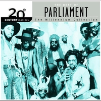 Cover of the track 20th Century Masters: The Millennium Collection: The Best of Parliament