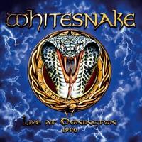 Couverture du titre Live at Donington 1990