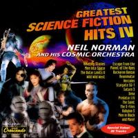 Cover of the track Greatest Science Fiction Hits, Vol. 4