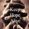 Couverture de l'album Keep Hope Alive - Blaze Presents Underground Dance Artists United for Life