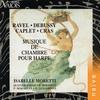 Cover of the album Musique de chambre pour harpe