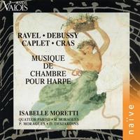 Cover of the track Musique de chambre pour harpe