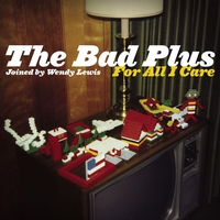 Cover of the track For All I Care (With Wendy Lewis)