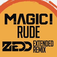 Cover of the track Rude (Zedd Extended Remix) - Single