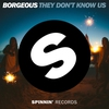 Couverture de l'album They Don't Know Us - Single