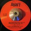 Couverture de l'album Reminisce - Single