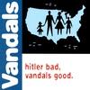 Couverture de l'album Hitler Bad, Vandals Good