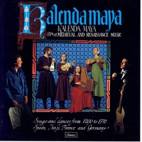 Cover of the track Kalenda Maya