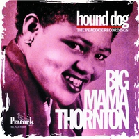 Cover of the track Hound Dog: The Peacock Recordings