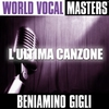 Couverture de l'album World Vocal Masters: L'Ultima Canzone