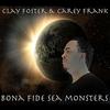 Couverture de l'album Bona Fide Sea Monsters