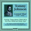 Cover of the album Tommy Johnson 1928 - 1929