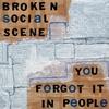 Couverture de l'album You Forgot It in People
