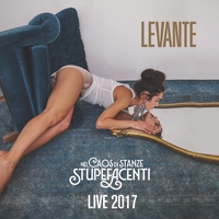 Couverture du titre Nel caos di stanze stupefacenti LIVE 2017
