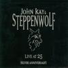 Couverture de l'album Live at 25 Silver Anniversary