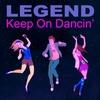Cover of the album Keep On Dancin' - Single