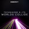 Couverture de l'album Worlds Collide - Single