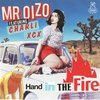 Couverture de l'album Hand in the Fire - EP